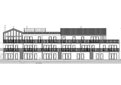 logements barby zac grand clos dessin
