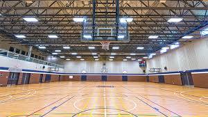 Salle gymnase